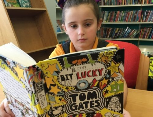 Library Visit – Year 3