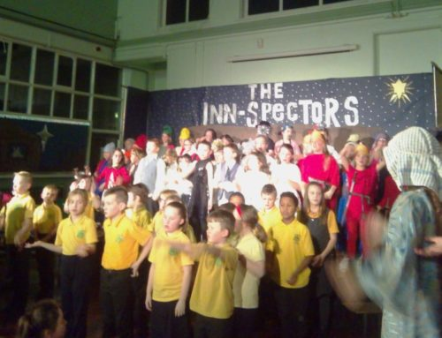 Christmas Performance – The Inn-Spectors