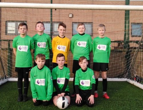 School Sports Partnership Football Tournament
