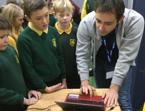 STEM in Action – Hull Collegiate Trip