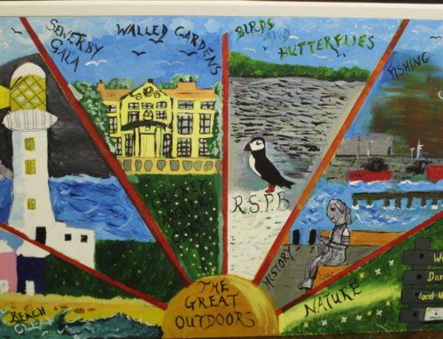 The Promenades School Art Competition