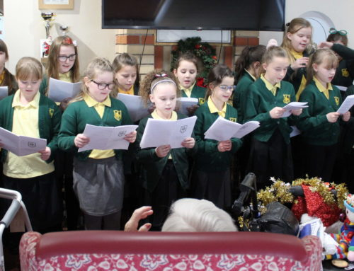 White Rose Lodge Carol Service