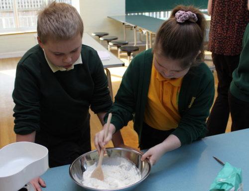 Bread Making – Year 5
