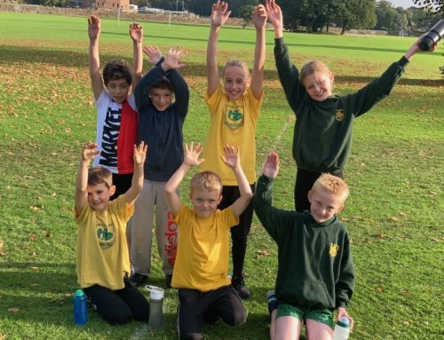 East Riding Cross Country Running Competition