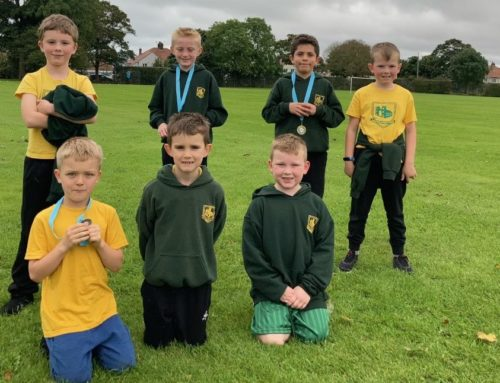 Cross Country Running Competition